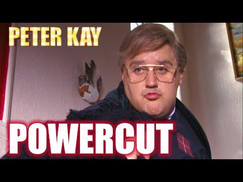 Brian Has A Power Cut   Phoenix Nights   Peter Kay