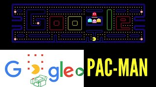 Popular Google Doodle Games   PAC-MAN (2010)