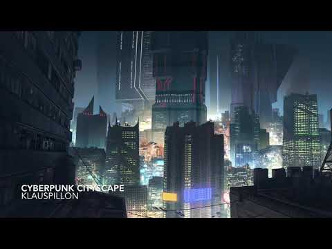 Futurescape - 1hr Ambience, Inspired by Blade Runner & Cyber