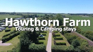 Camping & Touring in Dover at Hawthorn Farm Holiday Park, Kent