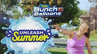 Bunch O Balloons I Make Water Balloons in a FLASH!! I NEW Commercial