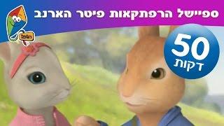 ספיישל הרפתקאות פיטר הארנב - פרקים ברצף - ערוץ הופ! לגדול בידיים טובות