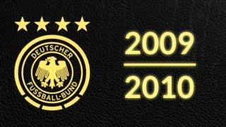 Länderspielsaison 2009/2010 - Alle Tore Deutschland