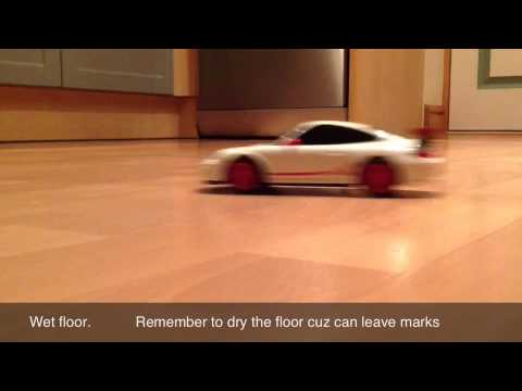how to make your rc car drift