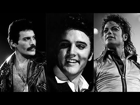 Elvis Vs Freddie Mercury Vs Michael Jackson Live Vocals