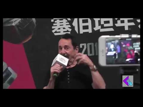 Peter Cullen Panel at Cybertroncon Saturday 29th July 2016