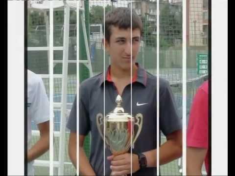 Pasha Bank Cub, Tennis Europa Tournamant, Baku, Azerbaijan  WINNER
