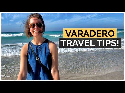 Varadero Cuba Travel Tips! | A Guide To Varadero Town And Beach!