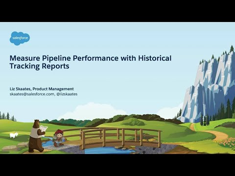 Measure Pipeline Performance with Historical Tracking Reports