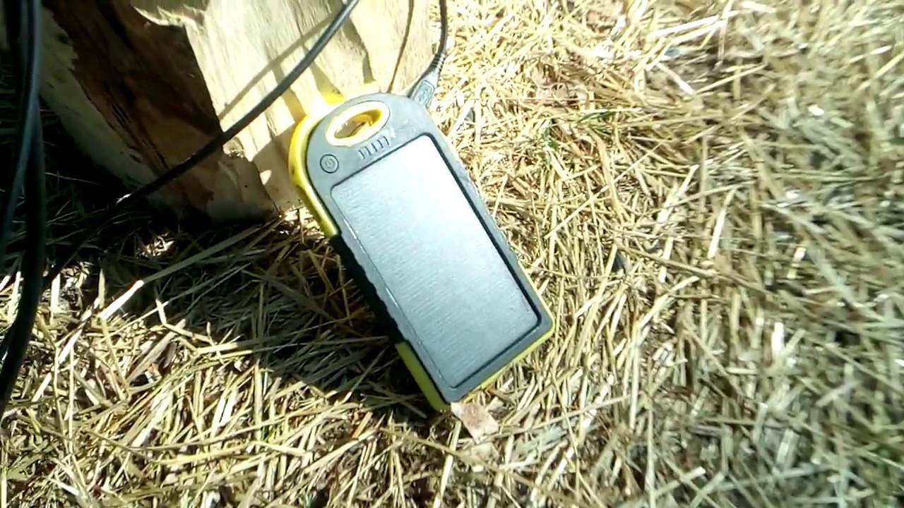 Портативное зарядное устройство Ritmix RPB-10003L smoky blue