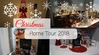 CHRISTMAS HOLIDAY HOUSE TOUR 2018 | CHRISTMAS DECOR TOUR