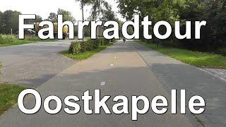 Fahrradtour Fietstocht  Oostkapelle Zeeland