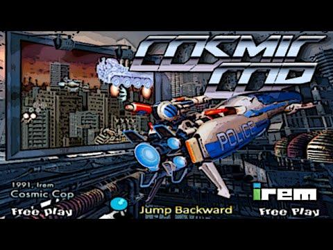 Armed Police Unit Gallop (Arcade/Irem/1991) [720p]