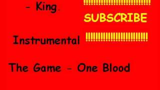 Instrumental - The Game - One Blood