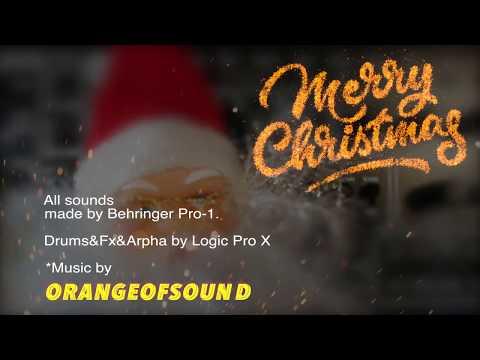 #Behringerpro1. Behringer Pro-1. Multitrack. Merry Christmas. Christmas Music…