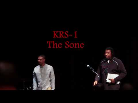 Welcome to S.O.U.L. Society w/ KRS-One: What is Soul?