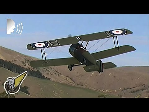 WW1 Dogfight: Fokker Dr.1 Triplane vs Sopwith Camel