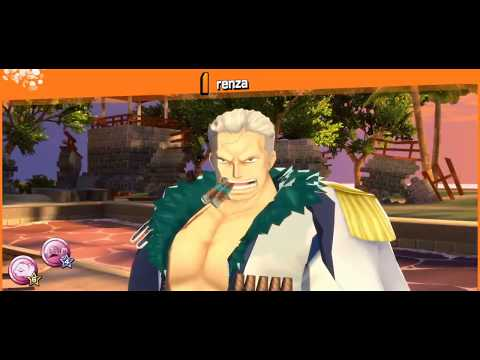 Try To Complete Survival In Onepiece Bounty Rush - Smoker Gameplay