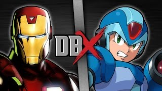 Iron Man VS Mega Man X (Marvel VS Capcom) | DBX
