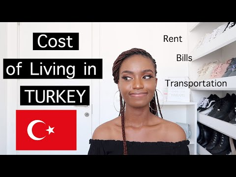 Cost of Living in Istanbul Turkey 🇹🇷