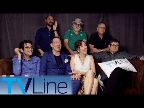 Bob's Burgers Interview   Comic-Con 2017   TVLine