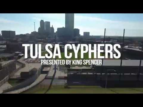 King Spencer Presents: Tulsa Cyphers Pt.1 Featuring Team Vivid