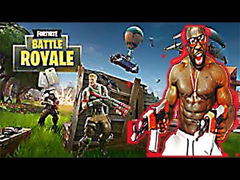 Fortnite Battle Royale: WARRIOR MODE [PS4 🎮]