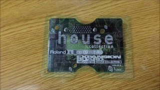 demo roland sr jv80 19 house collection