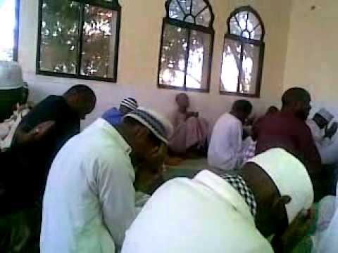 Eid Prayers at Kibera Lomle Mosque