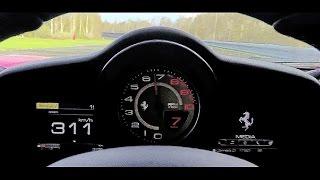 Découvrez le chrono du 0 à 300 km/h réalisé par Sport Auto à bord d...