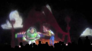 World of Color - To Infinity and Beyond! - Disney's California Adventure