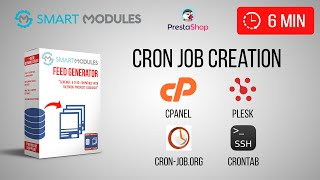 Product Feeds: 4 M๐st common methods to create a Cron Job - Smart Modules