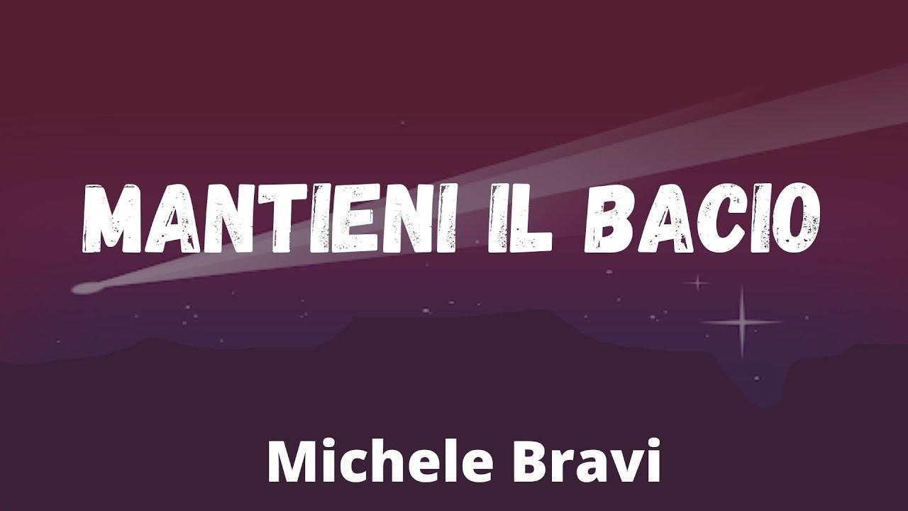 Download Michele Bravi - Mantieni il bacio (Testo/Lyrics)