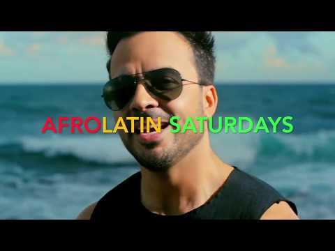 AFROLATIN SATURDAYS LAUNCH PARTY