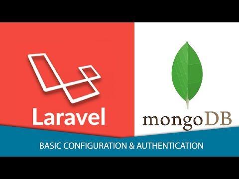 1 Laravel Mongodb Basic Configuration and Authentication