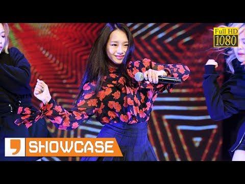 크리샤츄(Kriesha Chu) '불장난'(PLAYING WITH FIRE) 쇼케이스 무대 [20170524 SHOWCASE]