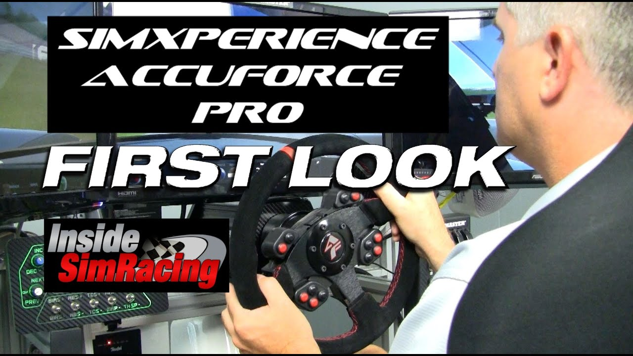 SimXperience Accuforce Pro First Look