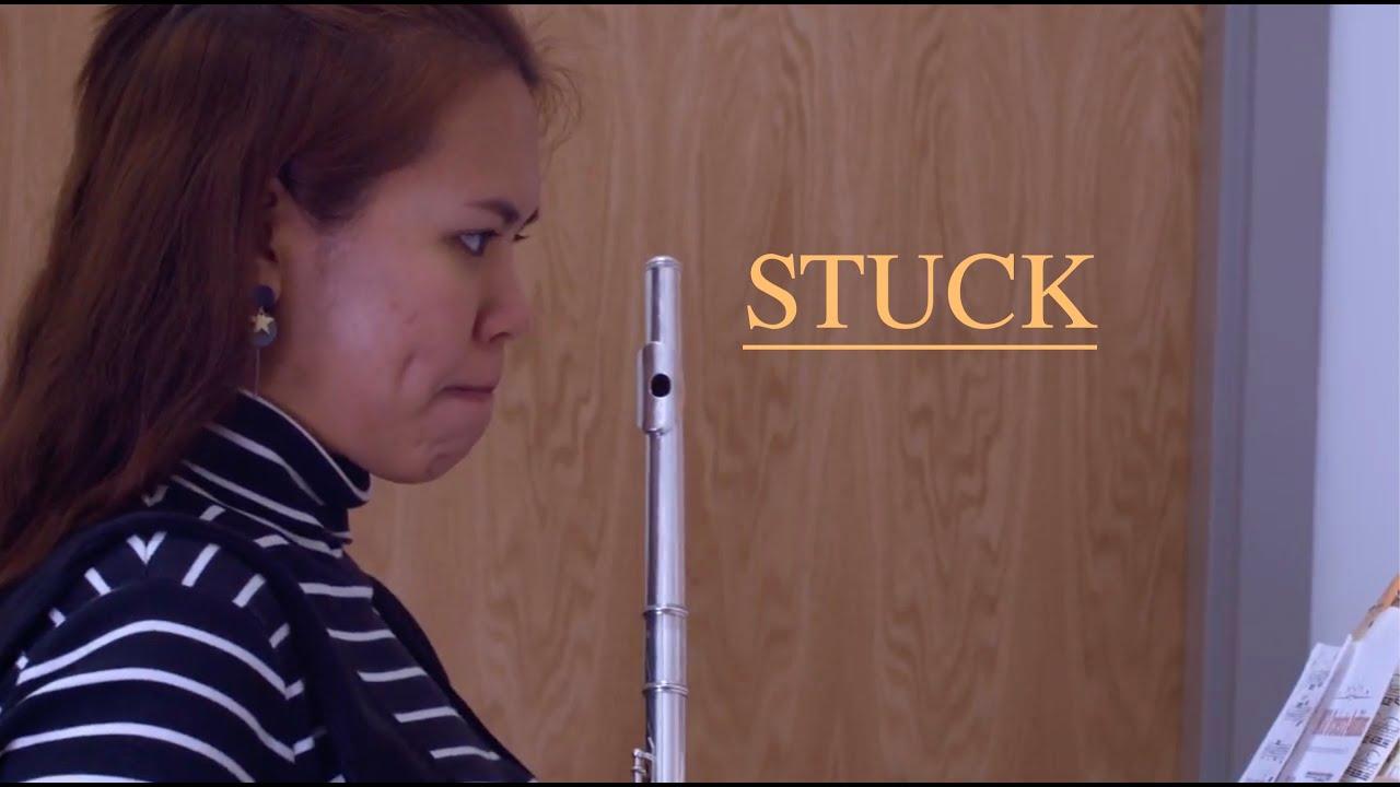 """Stuck"" A Flute Film  (2017)"