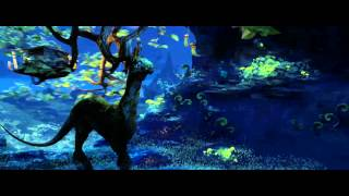 Kristallblau CG animierten 3D-Kurzfilm | Teaser