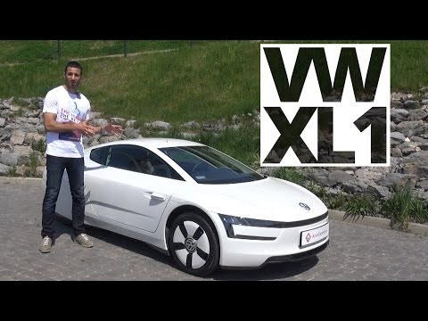 Volkswagen XL1 0.8 TDI hybrid 69 KM, 2015 [PL/ENG] – test AutoCentrum.pl #196