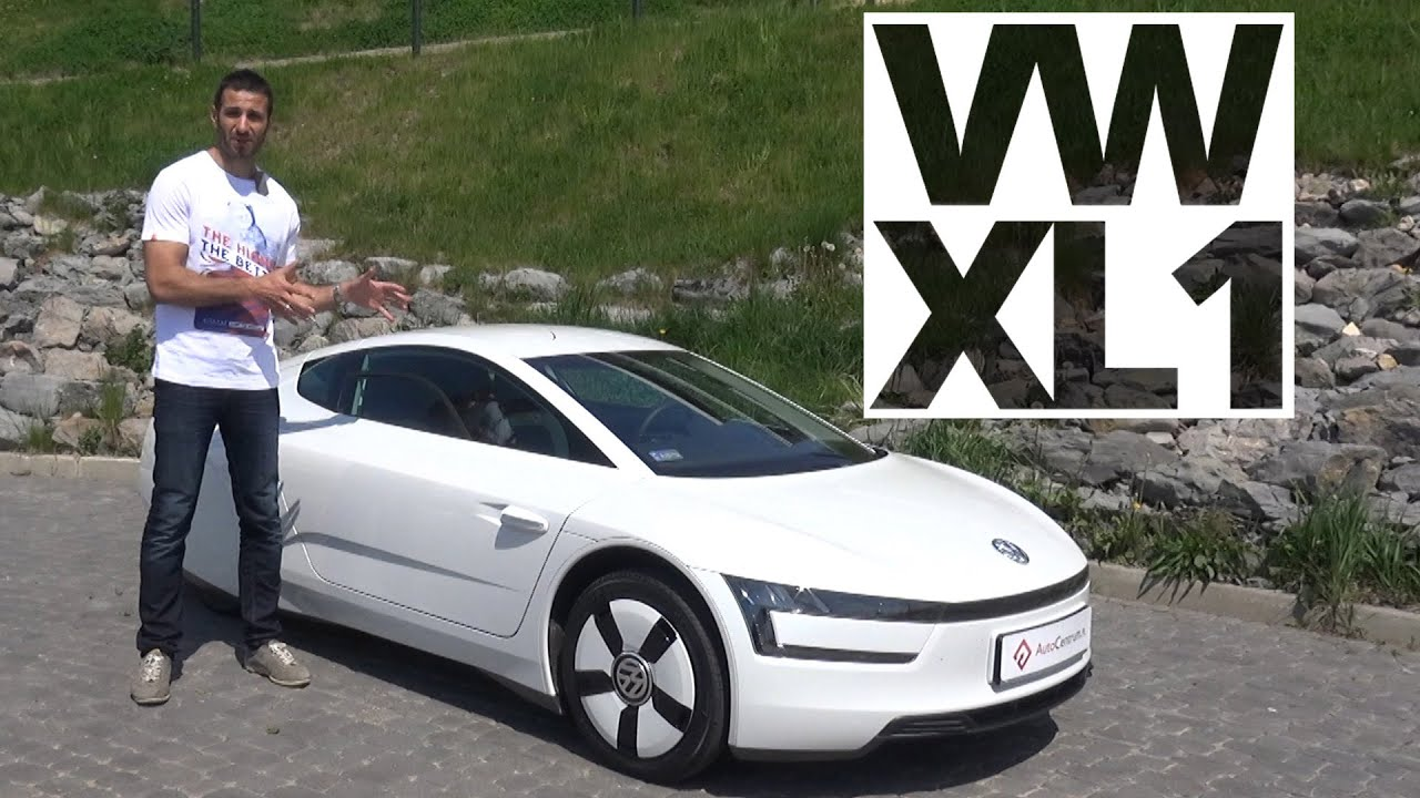volkswagen xl1 0 8 tdi hybrid 69 km 2015 pl eng test 196 youtube. Black Bedroom Furniture Sets. Home Design Ideas