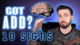 Could You Have Inattęntive ADHD and Not Know It? 😲 10 Signs ☑️