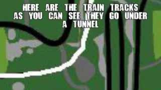 GTA San Andreas MYTH:GHOST TRAIN