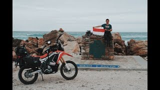 Journey to Southernmost Tip of Africa