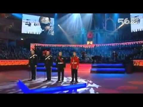 I Will Carry You - The Soldiers and Hywel Dowsell - The Festival of Remembrance 2010
