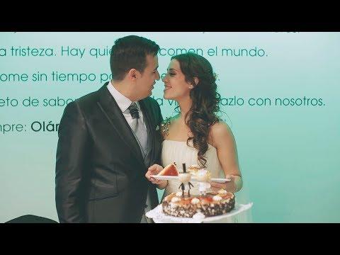 Video de boda en Vitoria | Restaurante Olarizu | Deya y Jorge