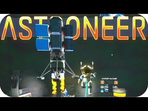 Astroneer Gameplay: UNDERGROUND TRADER!! ▶RESEARCH 2.1 UPDATE◀ Let's Play Astroneer Alpha v0.5.0