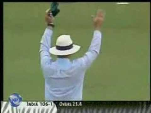 Cool song for Sourav Ganguly (DADA)