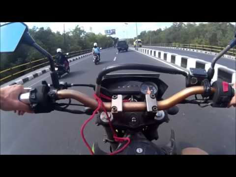 Ride to Udayana University Bali