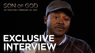 "Son of God | Ray McElroy ""Walking on Water"" Exclusive Interview 